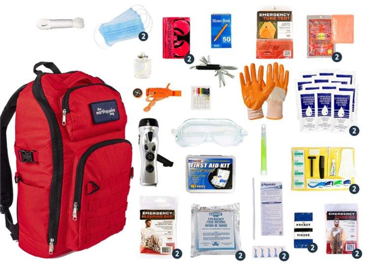 3 Day Emergency kit