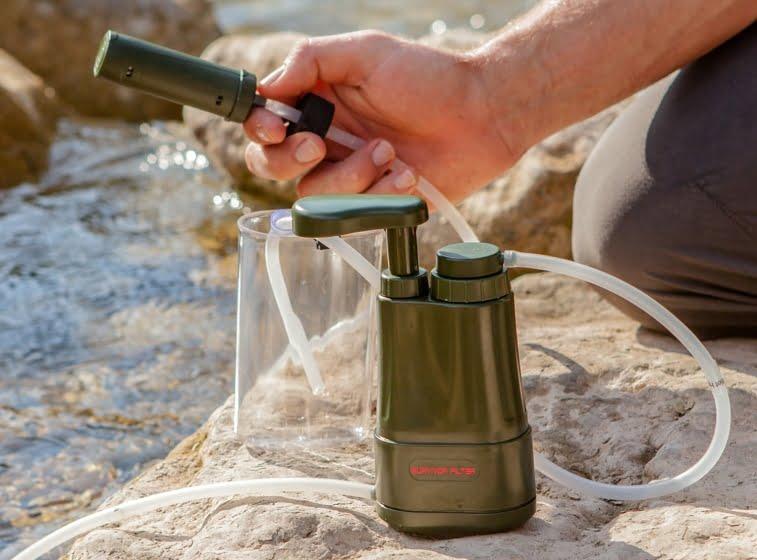 Survivor Filter PRO Water Filter