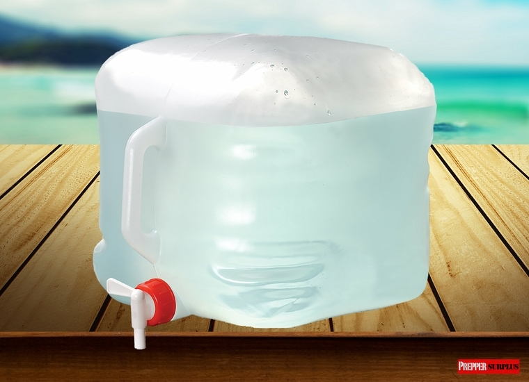 Coghlan's 5-Gallon Collapsible Water Container