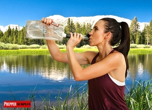 On-the-Go Water Purification