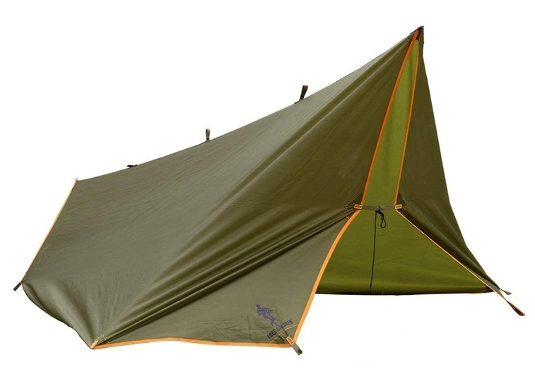 FREE SOLDIER Multifunctional Waterproof Portable Tarp Shelter