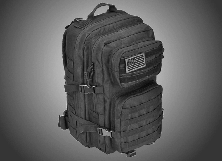 REEBOW GEAR 3 Day Military Tactical Backpack